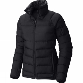 Mountain Hardwear Mountain Hardwear Womens Thermacity Jacket Black