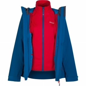Regatta Womens Louisiana II 3-in-1 Jacket