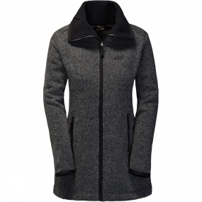 Womens Solitary Morning Coat