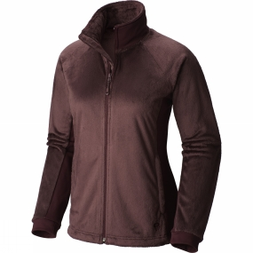 Mountain Hardwear Mountain Hardwear Women's Pyxis Stretch Jacket Purple Plum
