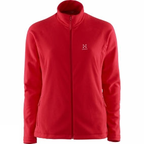 Haglofs Haglofs Womens Astro II Jacket Real Red