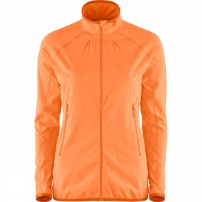 Haglofs Womens Limber Jacket Peach
