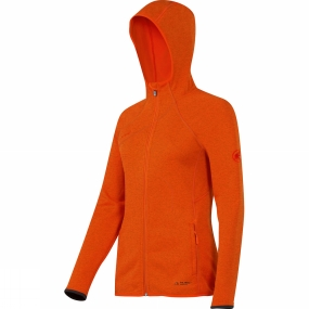 Womens Get Away Hooded Jacket