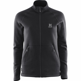Haglofs Haglofs Womens Bungy Jacket True Black