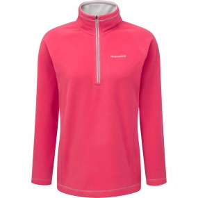 Craghoppers Craghoppers Womens Seline Half zip Watermelon