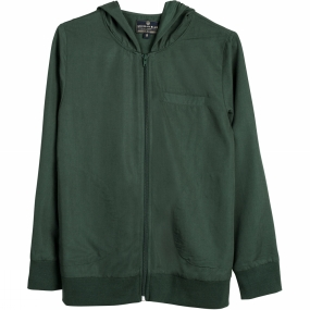 United By Blue United By Blue Womens Roanoke Zip Up Green