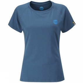 Women's Crag Logo Tech Tee