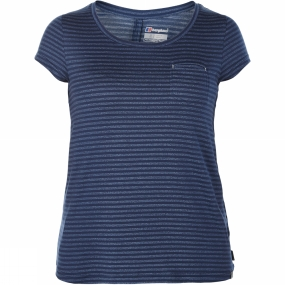 Womens Voyager Pocket Tee