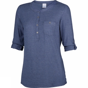 Womens Spring Drifter 3/4 Sleeve Shirt