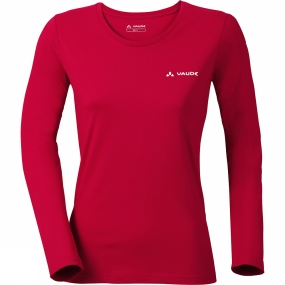 Womens Brand Long Sleeve Shirt