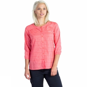 Womens Next-To-Nothing Artisan Blouse