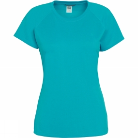 The North Face Womens Kinley T-Shirt Blue Bird