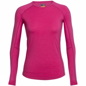 Women's Zone Long Sleeve Crewe