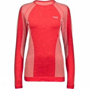 Protest Womens Skipper Thermo Top Fluor Pink