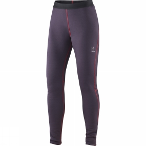 Haglofs Haglofs Women's Bungy Tights Acai Berry