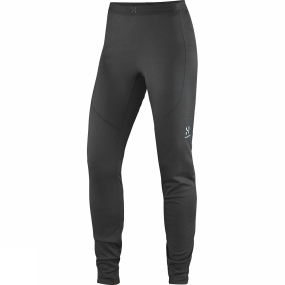Haglofs Haglofs Women's Actives Blend Long Johns True Black