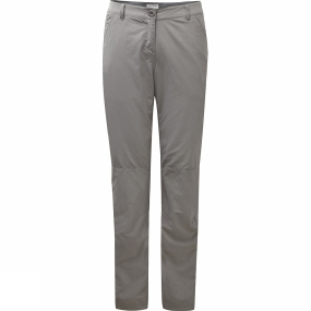 Craghoppers Craghoppers Womens NosiLife Trousers Platinum