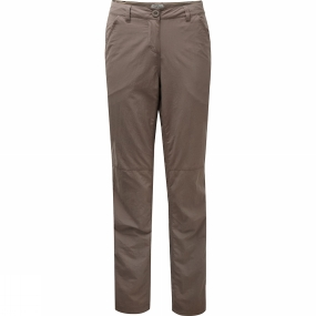 Craghoppers Craghoppers Womens NosiLife Trousers Cafe Au Lait