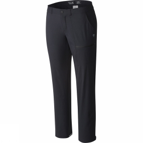 Mountain Hardwear Mountain Hardwear Womens Metropass Pants Black