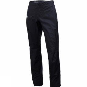 Helly Hansen Helly Hansen Womens Odin Enroute Shell Pants Black