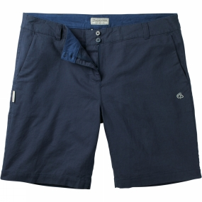Craghoppers Womens Odette Shorts Soft navy