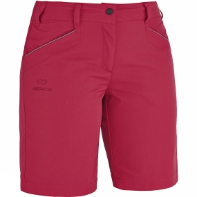 Eider Womens Atacama Shorts 3.0 Cherry Rose