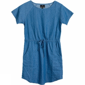 United By Blue United By Blue Womens Maddison Chambray Dress Diamond