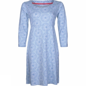 Womens 3/4 Dial Tunic Dress