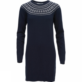 Womens Fairisle Dress