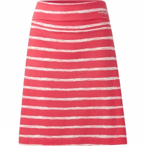 Craghoppers Craghoppers Womens NosiLife Bailly Skirt Watermelon Combo