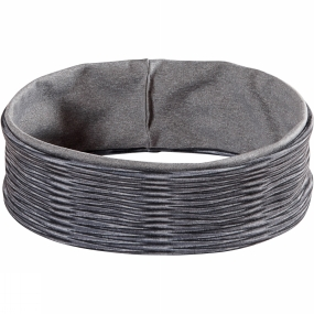 PrAna Reversible Headband Charcoal Ziggie