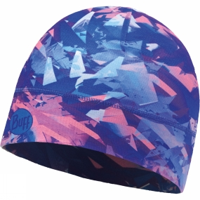 Buff Buff ThermoNet Hat Patterned Naica Amethyst