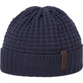 Craghoppers Brompton Beanie Soft Navy