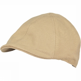Ayacucho Retro Canvas Cap Beige