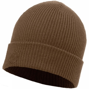 Buff Edsel Knitted Hat Fossil