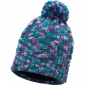 Buff Buff Livy Knitted Hat Turquoise