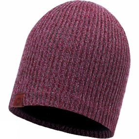 Buff Buff Lyne Knitted Hat Heather Rose