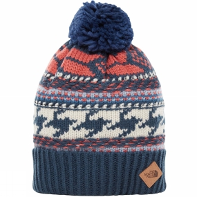 The North Face Mens Fair Isle Beanie