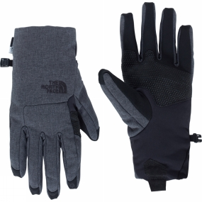 The North Face The North Face Mens Apex Etip Glove TNF Dark Grey Heather