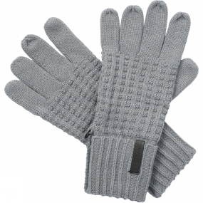 Craghoppers Brompton Glove Quarry Grey Marl