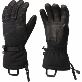 Mountain Hardwear Mountain Hardwear Mens Cyclone Gloves Black