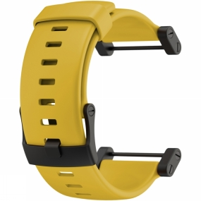 Suunto Core Flat Strap Yellow