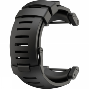 Suunto Core Rubber Strap Kit Deep Black