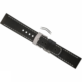 Suunto Elementum Terra Leather Strap Kit Black