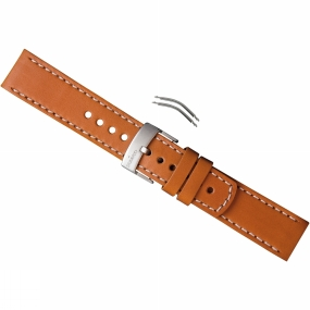 Suunto Elementum Ventus Leather Strap Kit Brown