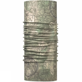 Buff High UV Protection Buff Patterned Kilauea Green