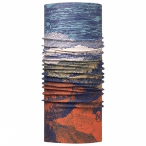 Buff High UV Protection Buff Patterned Landscape Multi