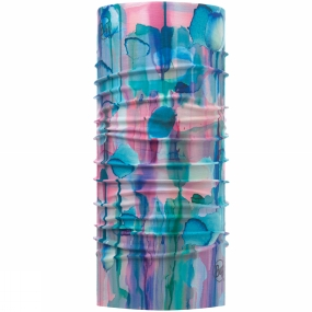 Buff High UV Protection Buff Patterned Poppis Multi