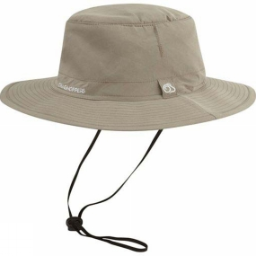 Craghoppers Mens Nosilife Outback Hat