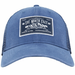 The North Face Mens Mudder Trucker Hat Shady Blue